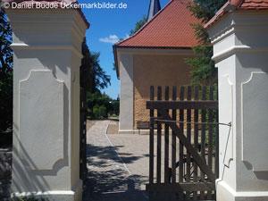 Fahrradkirche Warnitz
